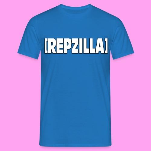 Repzilla Logo - Men's T-Shirt