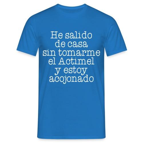 Sin Actimel - Camiseta hombre