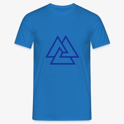 Knoten - Männer T-Shirt