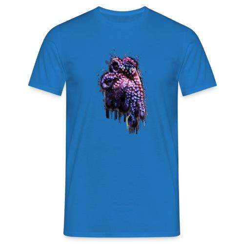 Octopus - Men's T-Shirt