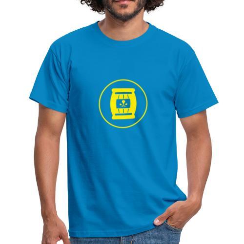 Team Tönnchen Logo ohne Typo in Vicky Farben - Männer T-Shirt