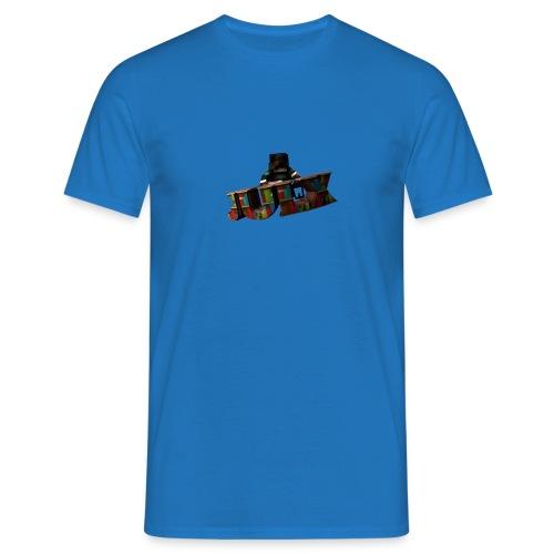 Ein Skinrender von dem YouTuer Julx - Männer T-Shirt