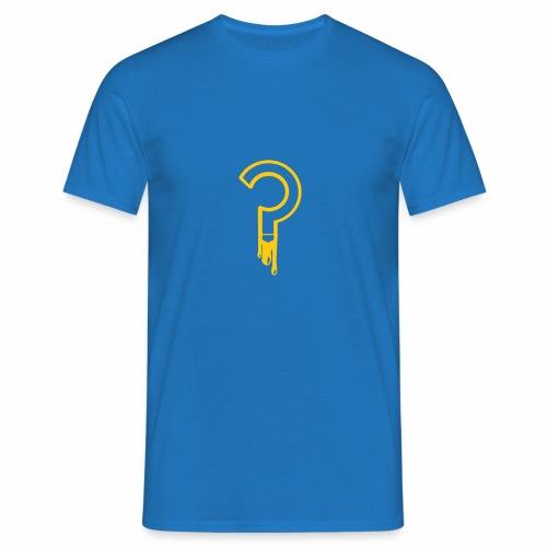 Frage - Männer T-Shirt