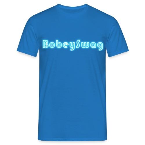 LightLogo - Männer T-Shirt