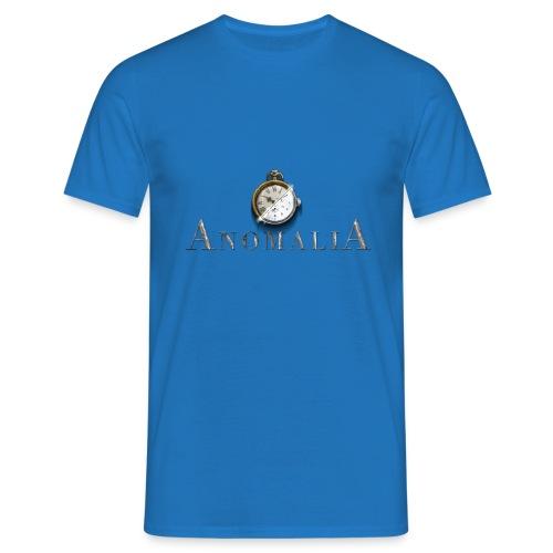 Anomalia Logo - Männer T-Shirt