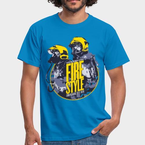 Firestyle 1 - Männer T-Shirt