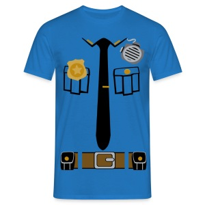Police Patrol - Men's T-Shirt