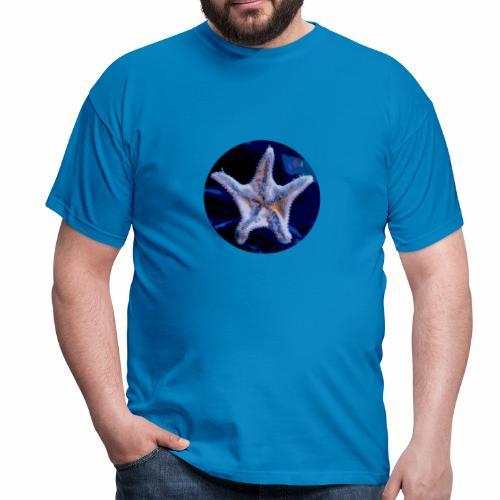 Seestern - Männer T-Shirt