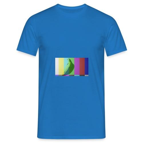 Banans Not in tv - Männer T-Shirt