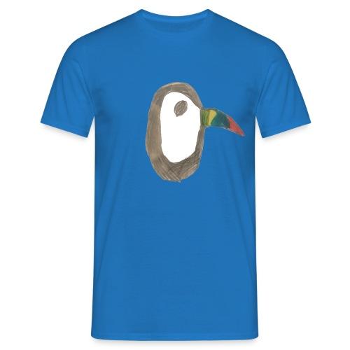 toucanwhite - Men's T-Shirt