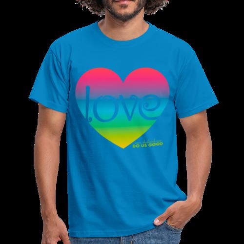 LOVE - Miesten t-paita