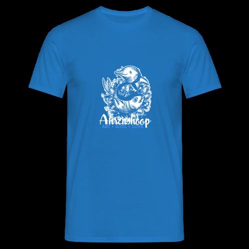 geweihbär Ahrenshoop 2018 - Männer T-Shirt