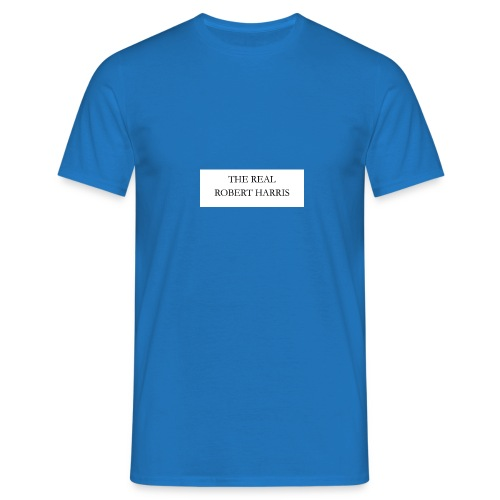 The real Robert Harris - T-shirt herr