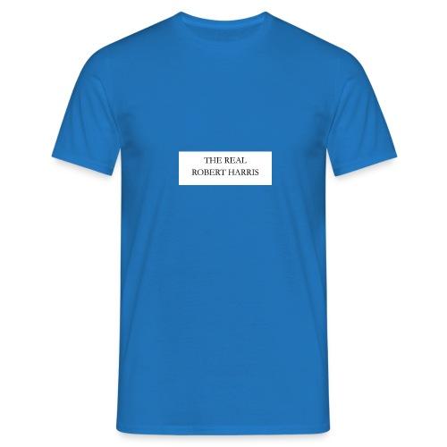 The real Robert Harris - T-shirt herr