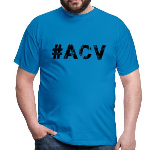 #ACV Logo - Männer T-Shirt