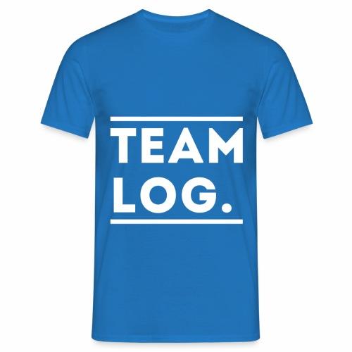 Team Log. - T-shirt Homme