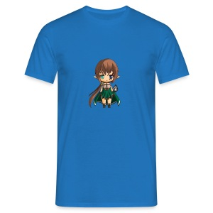 Chibi Gabrielle JDR by Calyss - T-shirt Homme