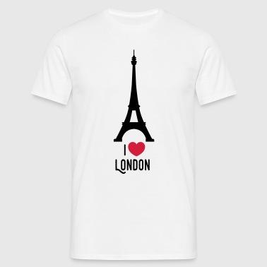 Londres - Camiseta hombre