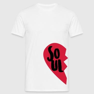 Soul Mate Couple Shirt - Miesten t-paita