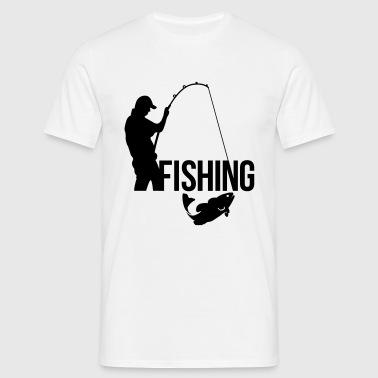 Fischerei - Männer T-Shirt