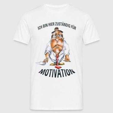 Motivationskünstler - Männer T-Shirt