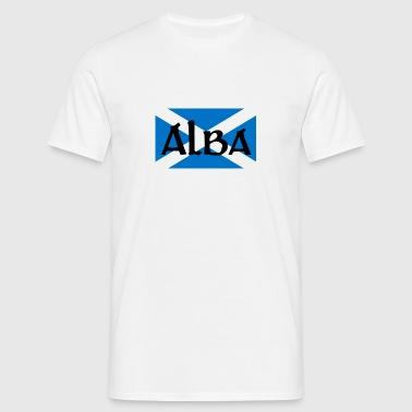 Alba - Scotland - Männer T-Shirt
