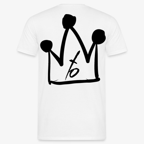XOMM Black - Camiseta hombre