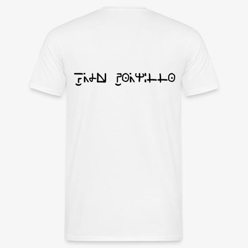 Fran Portillo (runas Alrlok) - Camiseta hombre