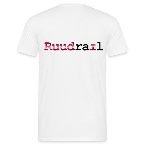 Ruudrail - Mannen T-shirt