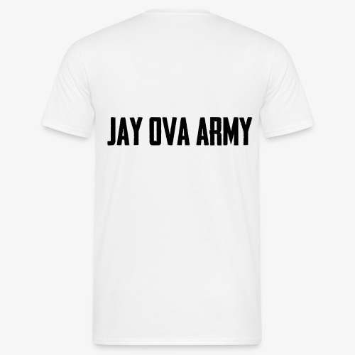 Jay Ova Army Logo - Männer T-Shirt