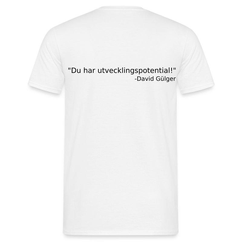 Ju jutsu kai förslag 1 version 1 svart text - T-shirt herr
