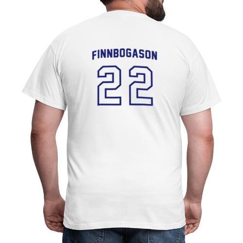 2-2 Finnbogason - Herre-T-shirt