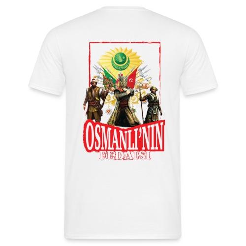 Osmanli Fedaisi - Männer T-Shirt