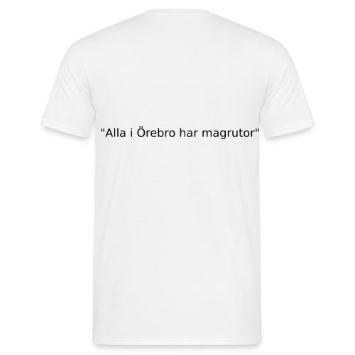 Ju jutsu kai förslag 2 version 1 svart text - T-shirt herr