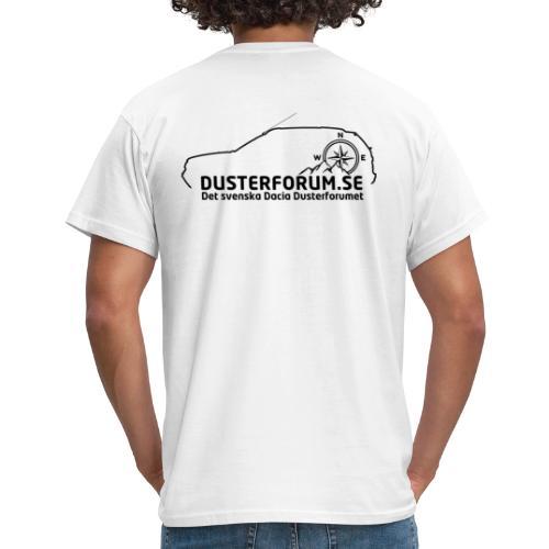 Dusterforum Logo #2 - T-shirt herr