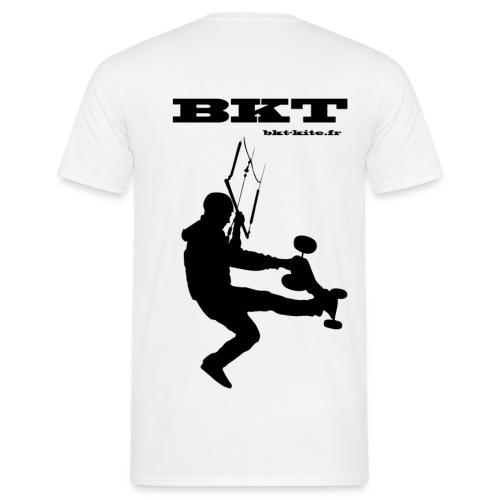 logo dos - T-shirt Homme