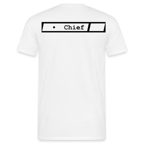 Chief - T-shirt herr