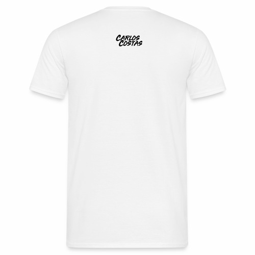 Logo Zwart - Mannen T-shirt
