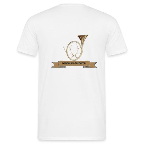 sonneurs de Bercé - T-shirt Homme