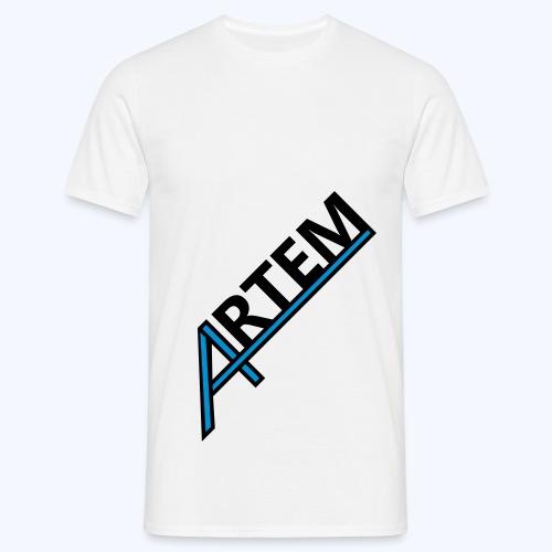 Artemlogo - Männer T-Shirt