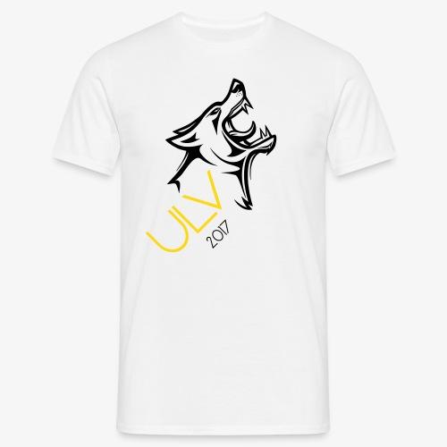 ulv2017 - T-skjorte for menn