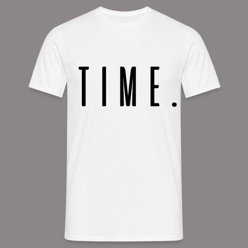 time - Männer T-Shirt