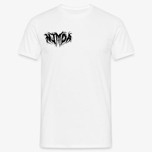 Nimda new old logo black - Men's T-Shirt