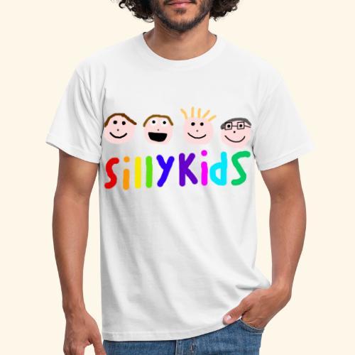 Sillykids Logo - Men's T-Shirt