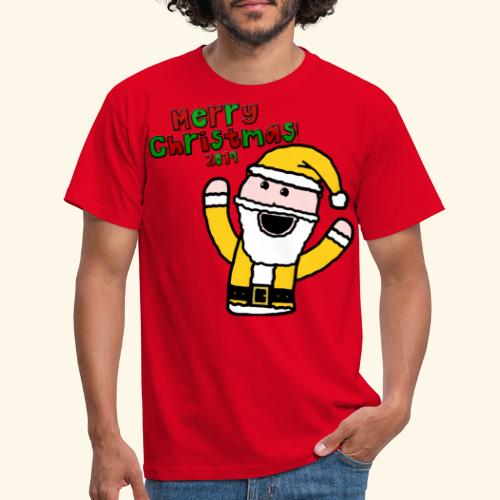 Santa Kid (Christmas 2019) - Men's T-Shirt