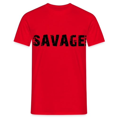 SAVAGE - Camiseta hombre