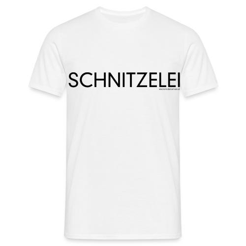 Schnitzelei EDM - Männer T-Shirt