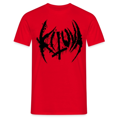 Kituva black logo - Miesten t-paita