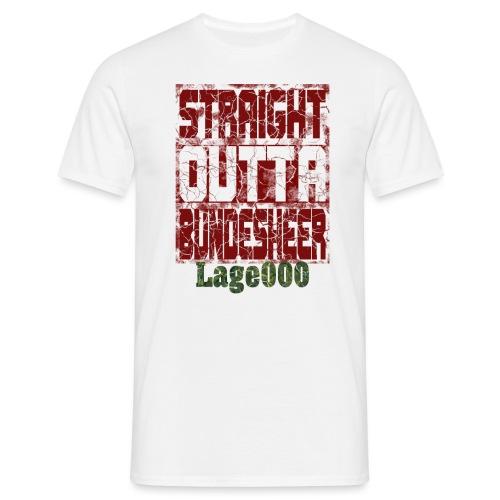 Bundesheer Abrüster - Männer T-Shirt