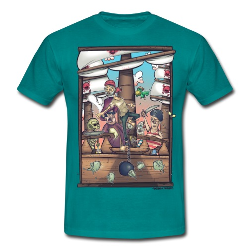 les pirates - T-shirt Homme